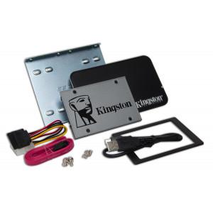 "SSD Kingston SSDNow UV500 240GB SATA3, 2,5"" - Bundle"