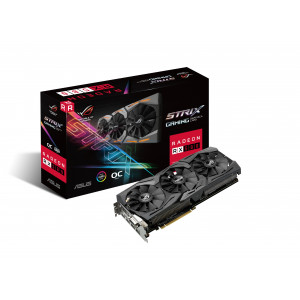 ASUS ROG-STRIX-RX580-O8G-GAMING Radeon RX 580 8 GB GDDR5