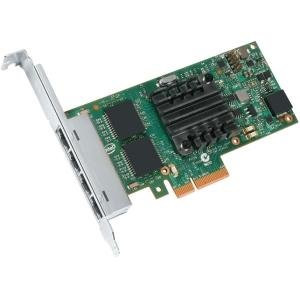 Nätverkskort Intel I350-T4V2, retail unit Server Adapter
