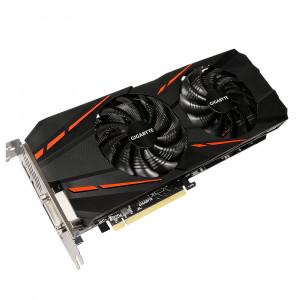 Grafikkort Gigabyte GeForce GTX 1060 G1 Gaming 6G (rev. 2.0) GeForce GTX 1060 6GB GDDR5