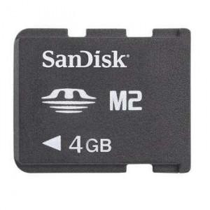 Memorystick Micro (M2) 64MB (Sandisk) bulk*