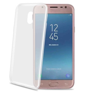 Skal - Samsung Galaxy J3 2017 Transparent Gel GELSKIN663