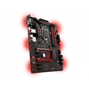 Moderkort -Intel S1151 ATX MSI Z370 GAMING PLUS