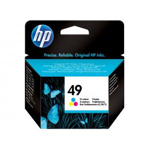 HP 49 Color (Original) Bulk.
