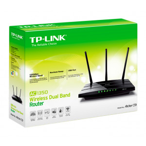 Trådlös Router - TP-Link AC1350 DualBand.