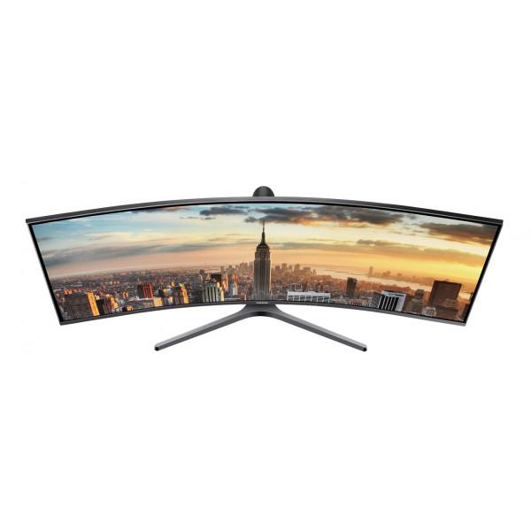 """Samsung C43J890DKU LED display 110,2 cm (43.4"""") Konkav skärm Blå"""