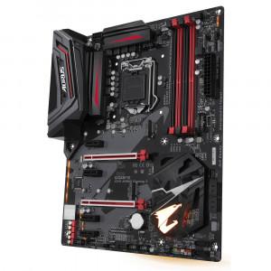Gigabyte Z370 AORUS Gaming 3 LGA 1151 (Socket H4) ATX moderkort