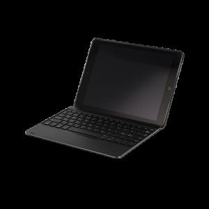 Bluetooth Tangentbord med Skal iPad 9.7 2017/2018