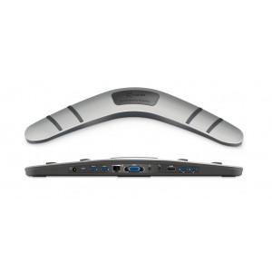 Dockningsstation USB 3.0 till HDMI/VGA/LAN/USB/AUD