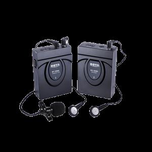 BOYA 2.4G Wireless Microphone for Camera BY-WM5