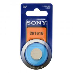 Batteri CR1616 - Sony Lithium 3V
