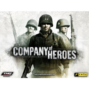 PC Spel - Company of Heroes.