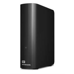Extern Hårddisk 3TB 3.5 USB - WD Elements Desktop
