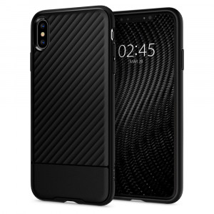 "Spigen New iPhone 6.5"" Case Core Armor Black 065CS24861"