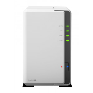NAS x 2 - Synology DS216J