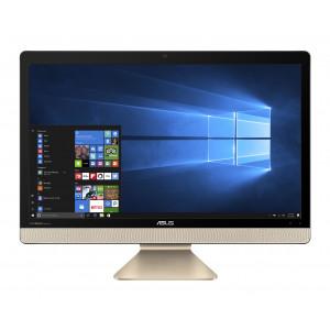 """ASUS Vivo AiO V221IDUK-BA059T 2.00GHz J3355 21.5"""" 1920 x 1080pixlar Svart, Guld, Rosa All-in-One PC allt-i-ett-dator/-arbetsstationer"""