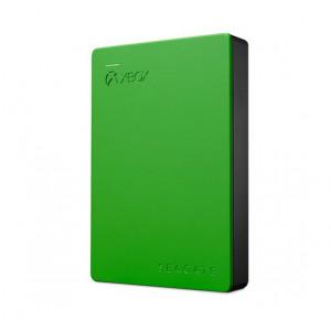 Seagate Game Drive For Xbox Portable 4TB 4000GB Svart, grön externa hårddiskar