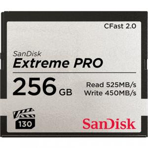 Sandisk Extreme Pro flashminne 256 GB CFast 2.0