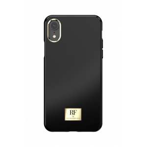 RF by Richmond & Finch Black Tar, iPhone XR case