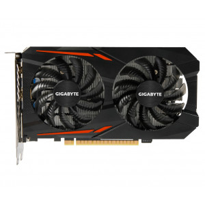 Grafikkort Gigabyte GeForce GTX 1050 Ti OC GeForce GTX 1050 Ti 4GB GDDR5