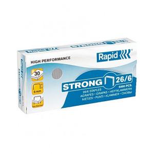 Häftklammer 26/6 Strong 5000st 24862000