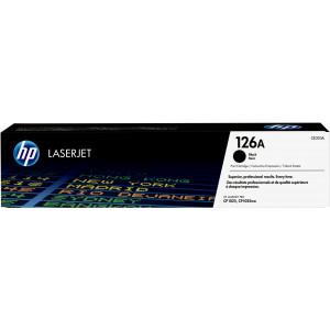 HP Toner 126A CE310A Black Original