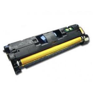 HP Toner 122A Q3962A Yellow Kompatibel.
