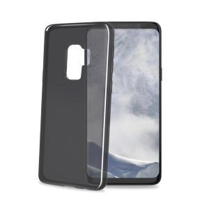 Skal - Samsung Galaxy S9+ Svart Gel