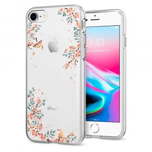 Skal Spigen iPhone 8/7 Case Liquid Crystal Blossom Nature