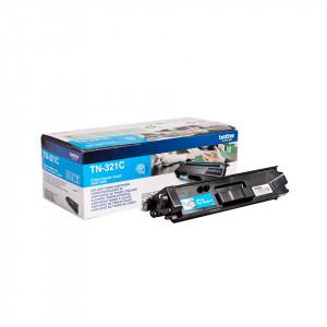 Brother TN-321C Laser toner 1500sidor Cyan lasertoners & patroner