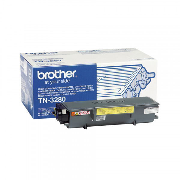 Brother Toner TN-3280 8000sid Black (Original)