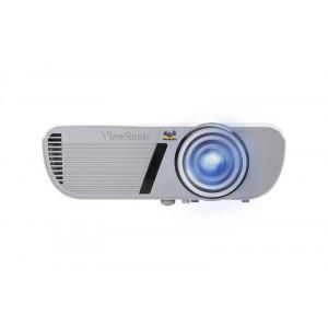 Projektor Viewsonic PJD5553LWS Desktop projector 3000ANSI-lumen DLP WXGA (1280x800) 3D kompatibilitet Silver