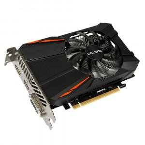 Grafikkort Gigabyte GeForce GTX 1050 Ti D5 4G GeForce GTX 1050 Ti 4GB GDDR5