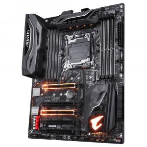 Moderkort Gigabyte X299 AORUS Gaming 3 Intel X299 LGA 2066 ATX moderkort