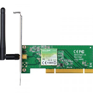 Trådlöst nätverkskort PCI - TP-Link TL-WN751ND.