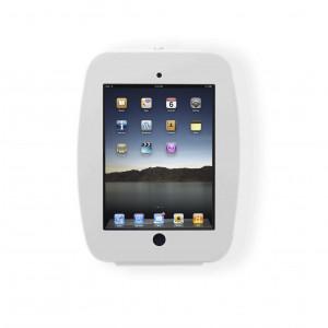 "iPad/ iPad Air/iPad Pro 9.7"" Secure Space Enclosure Wall Mount White"