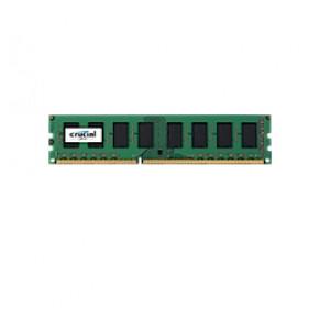 DDR3-1600 Crucial 2GB DDR3L 2GB DDR3L 1600MHz RAM-minnen