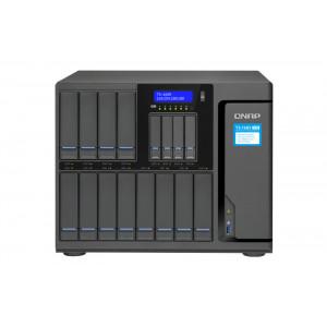 QNAP TS-1685 NAS Skrivbord Nätverksansluten (Ethernet) Svart