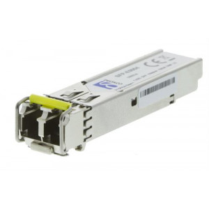 DELTACO SFP 1000Base-ZX, LC, 1550nm, 70km, Single-Mode, Transceiver
