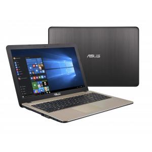 """ASUS VivoBook X540LA-DM977T 2GHz i3-5005U 5:e generationens Intel® Core™ i3 15.6"""" 1920 x 1080pixlar Svart, Choklad Bärbar dator bärbara datorer"""