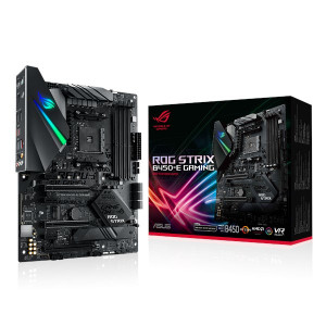 ASUS ROG STRIX B450-E GAMING Uttag AM4 AMD B450 ATX