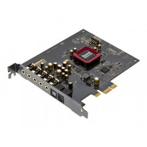 Ljudkort PCI-E - Creative Sound Blaster Z bulk