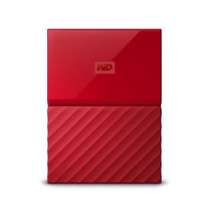 Extern Hårddisk 1TB 2.5 USB WD My Passport V2 Röd