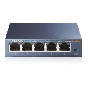 TP-LINK TL-SG105 Unmanaged network switch Svart nätverksswitchar