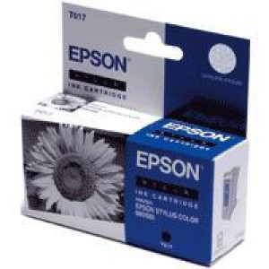 Epson T017 Black (Original).