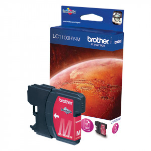 Brother LC-1100HYM Ink Cartridge magenta bläckpatroner
