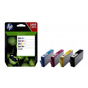 HP 364 MultiPack C/M/Y/BK (Original)