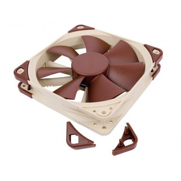Noctua NF-F12 PWM datorkylningsutrustning Datorväska Fan
