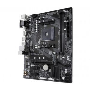 Moderkort AMD AM4 mATX Gigabyte GA-A320M-S2H