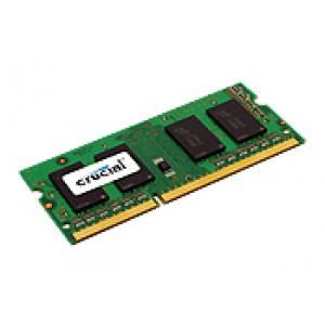 SODIMM DDR3-1600 Crucial CT25664BF160B 2GB DDR3 1600MHz RAM-minnen